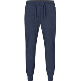 super.natural City Cuffed Broek Heren, blue iris melange